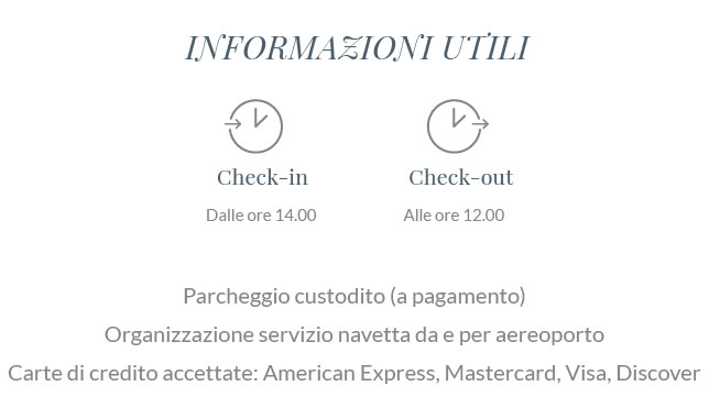 Informazioni Junior Suite